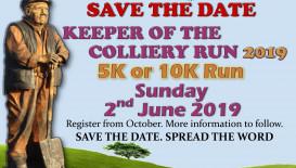 SAVE THE DATE RUN